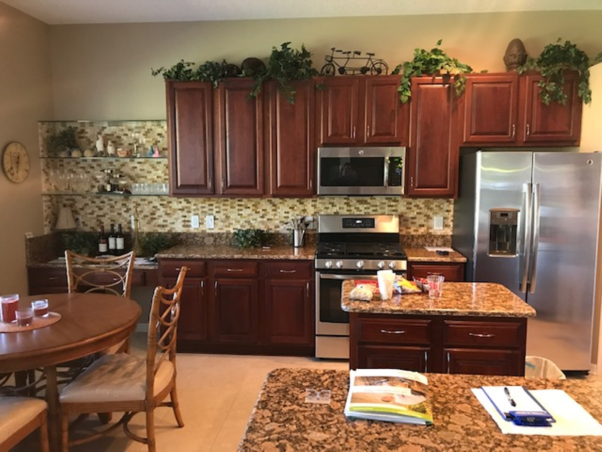 Steele Construction of Central Florida specializes in kitchen remodeling