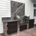 Steele Construction can build outdoor kitchens, patios and decks