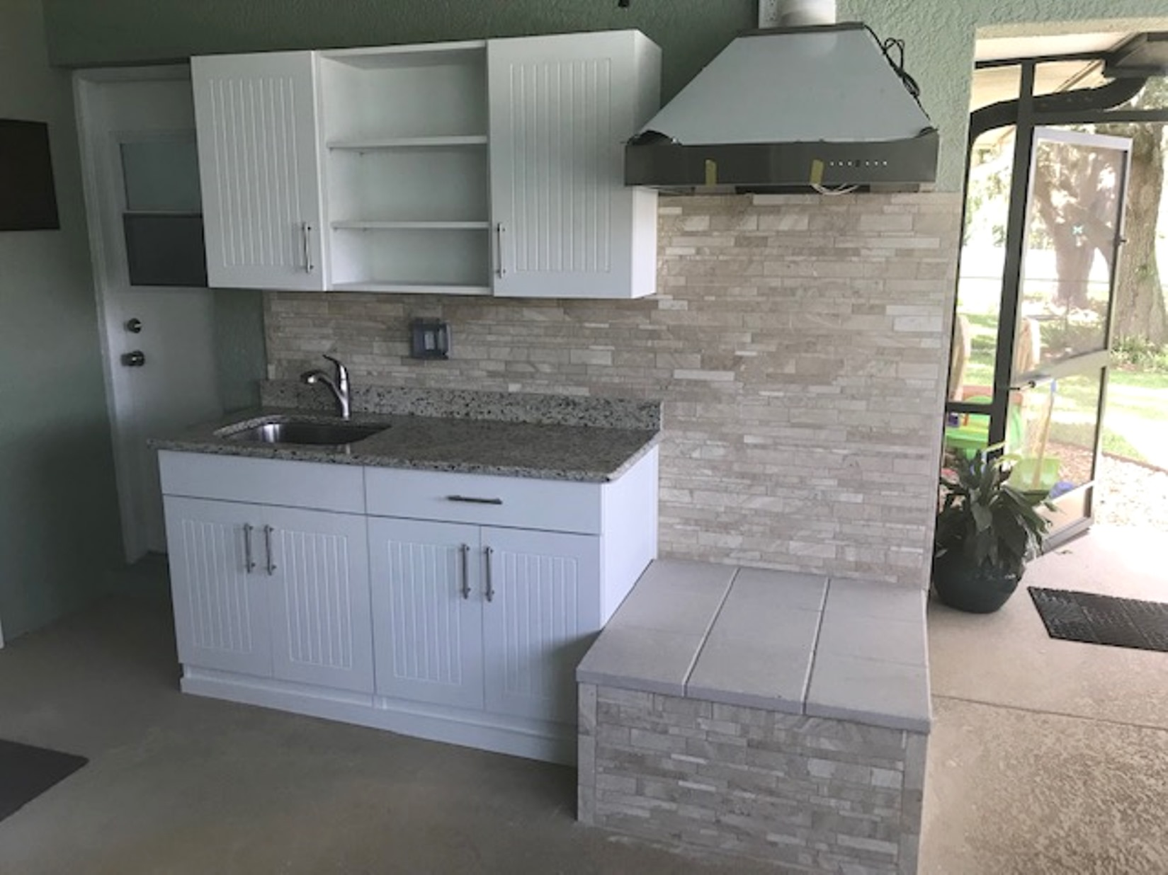 Outdoor Kitchens & Living | Steele Construction of Central ...
